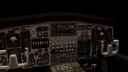Royalty Free Video of an Airplane Dashboard