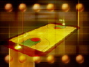 Royalty Free Video of a Basketball Court