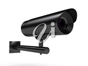 Royalty Free Clipart Image of a Video Camera