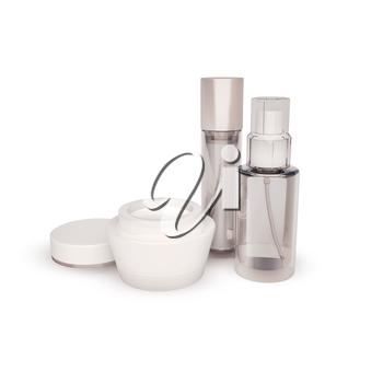 Skin care. Daily, beauty care cosmetic.