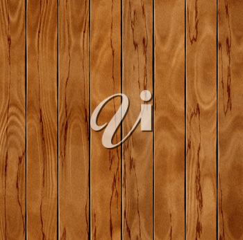 Illustration of the dark wooden grain floor with grooves.